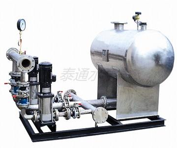 智能型无负压稳流供水设备