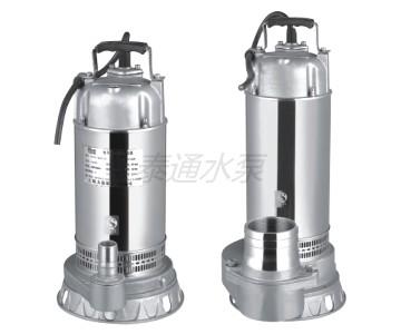 QDX/QX不锈钢水泵