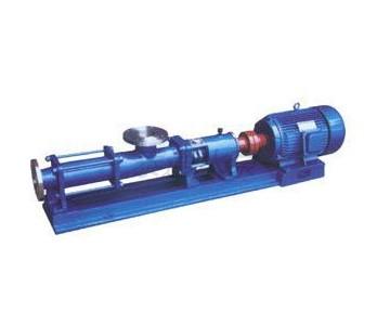 GF型不锈钢单螺杆泵