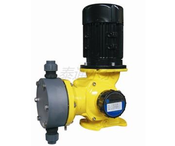 GM系列计量泵