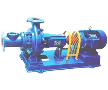 XWJ型新型无堵塞纸浆泵